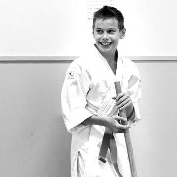 enfant aikido bokken