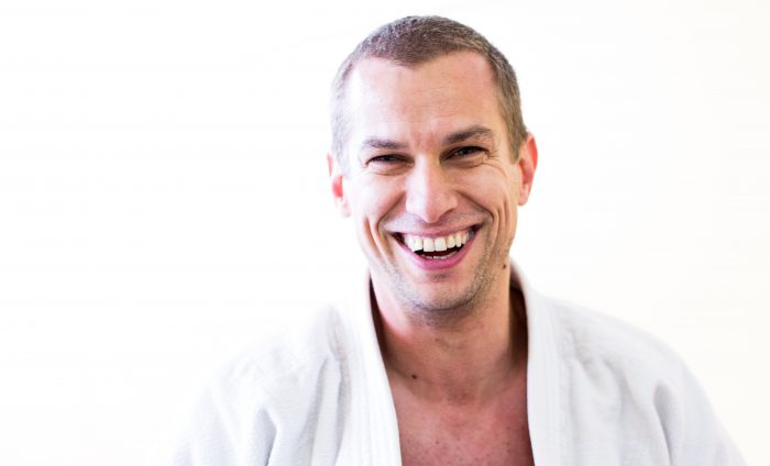 laurent_shoshin_dojo_sourire
