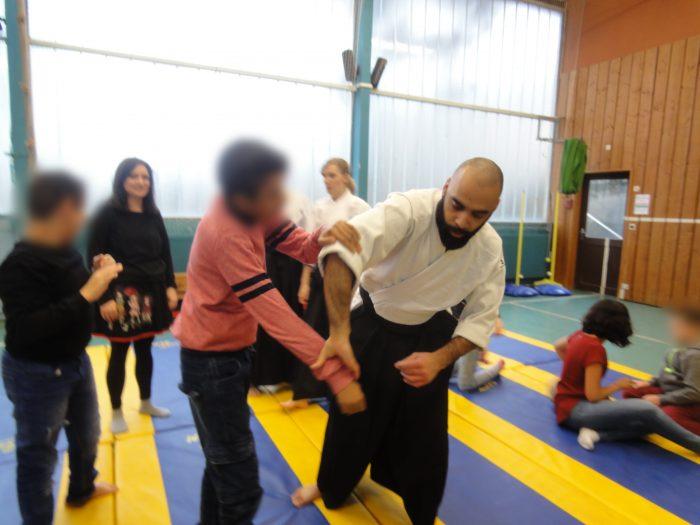 aïkido pour tous ikkyo