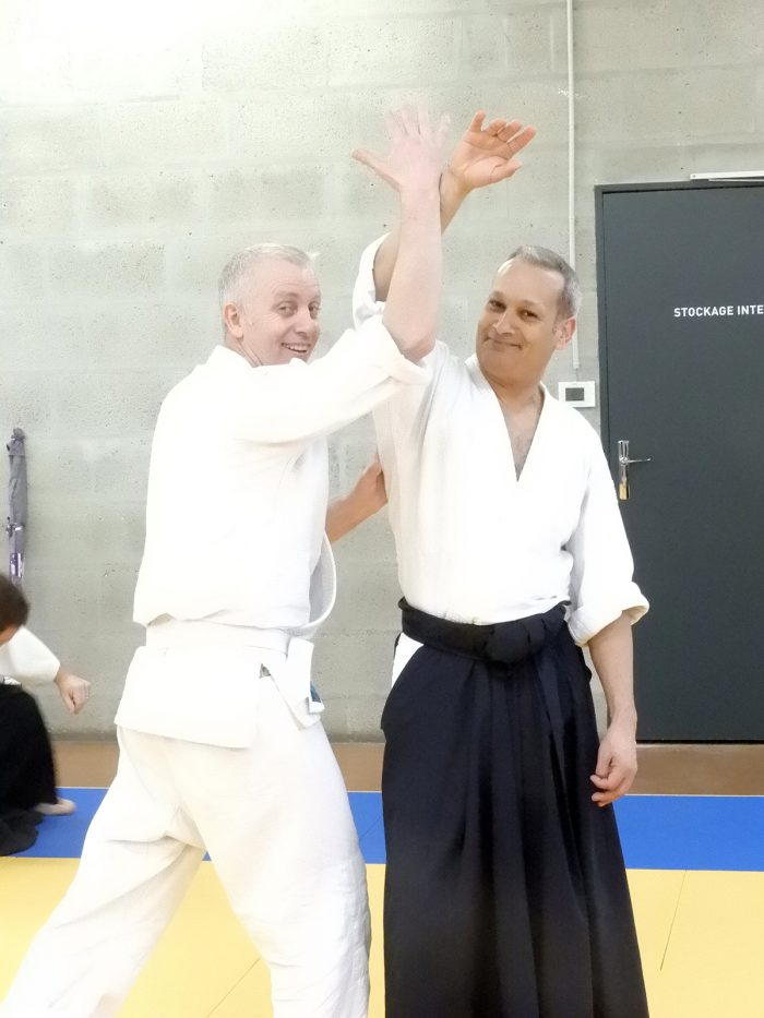 stage aikido Besançon