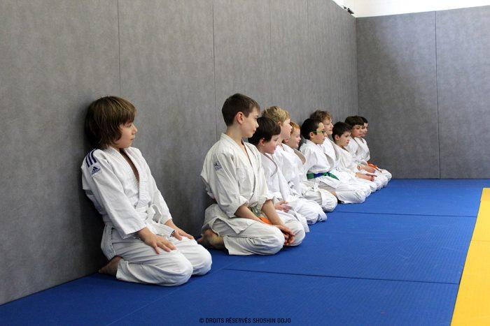 shoshin_dojo_aikido_stage_enfants_seiza
