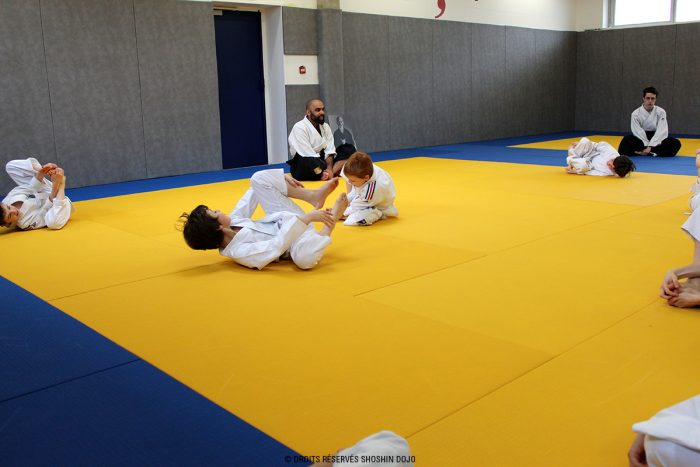 shoshin_dojo_aikido_stage_enfants_culbuto