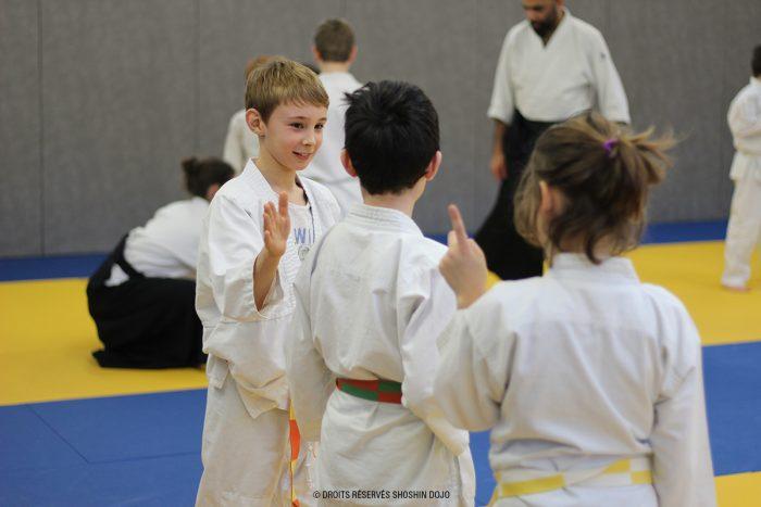 shoshin_aikido_stage_enfants_besançon_exercice_henka