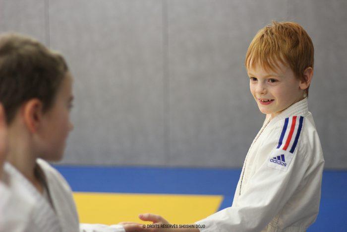 shoshin_aikido_stage_enfants_besançon_exercice_tai_sabaki_noor