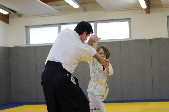 shoshin_aikido_stage_enfants_besançon_juji_garami