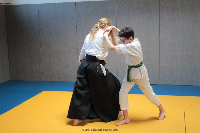 shoshin_stage_aikido_besançon_shiho_nage_elijah_marie