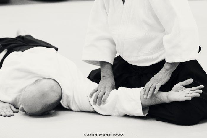 aikido_ikkyo_immobilisation
