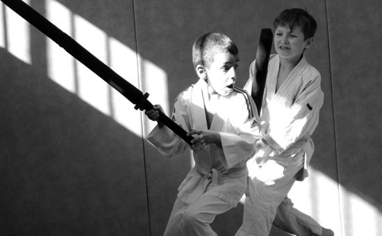 shoshin_aikido_enfants_besançon_ken_chanbara_milan