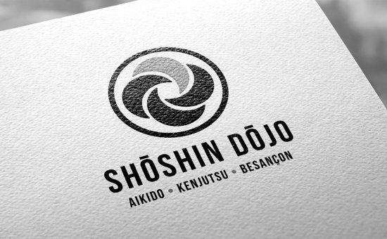 logo du Shoshin Dojo Besançon