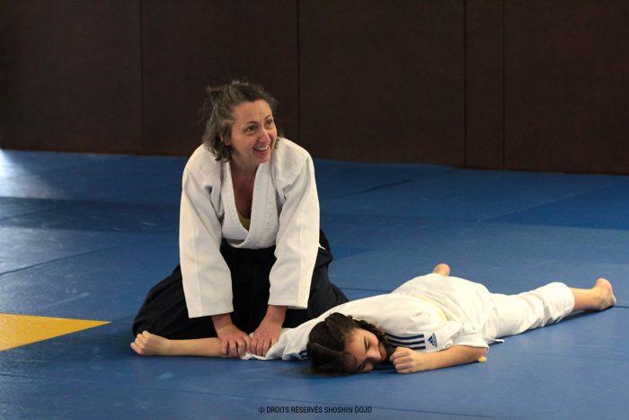 aikido_stage_besançon_immobilisation