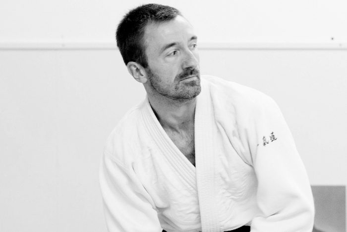 prof d'aïkido à Besançon