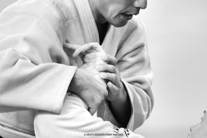 aikido_cle_nikkyo