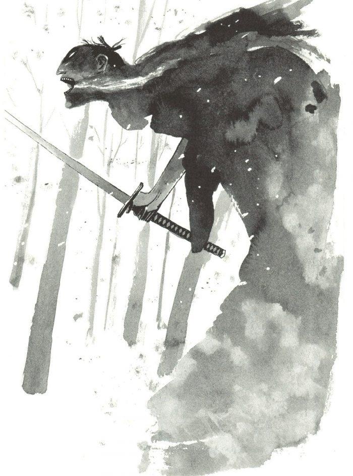manga_samourai_bambou_yokai