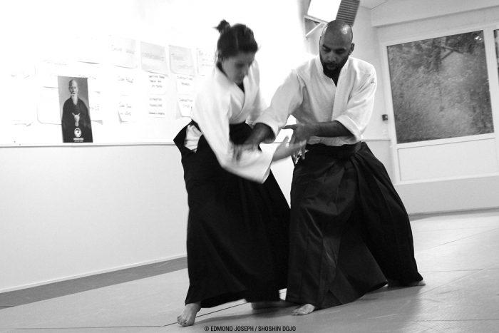 shoshin dojo aikido kokyu nage